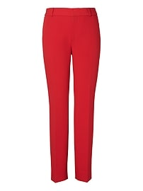 Avery Straight-Fit Bi-Stretch Pant