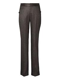 Pantalon coupe Logan