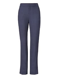 Ryan Slim Straight-Fit Lightweight Wool Solid Pant