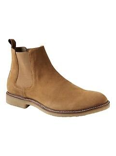 Hemsley Suede Chelsea Boot