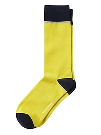 Classic Blocked Sock