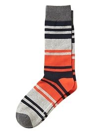 Stripe Surf Sock