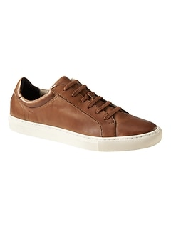 Nicklas Leather Sneaker