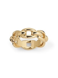 Frozen Link Ring