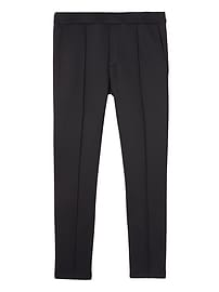 French Terry Pintuck Pant