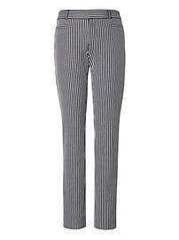 Sloan Skinny-Fit Stripe Pant