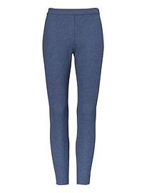Pantalon Devon chiné coupe legging