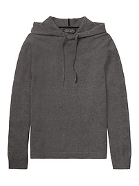 Todd & Duncan Cashmere Hoodie