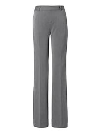 Logan Trouser-Fit Heathered Pant