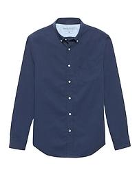 Camden Standard-Fit Luxe Poplin Shirt