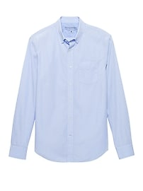 Grant Slim-Fit Luxe Poplin Shirt
