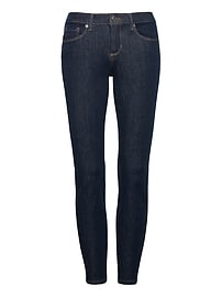 Skinny Zero Gravity Stay Blue Ankle Jean