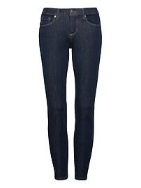Skinny Zero Gravity Stay Blue Ankle Jean