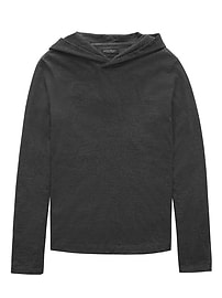 Luxury-Touch Popover Hoodie
