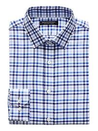 Grant Slim-Fit SUPIMA® Cotton Gingham Shirt