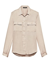 Dillon Classic-Fit Soft Utility Shirt