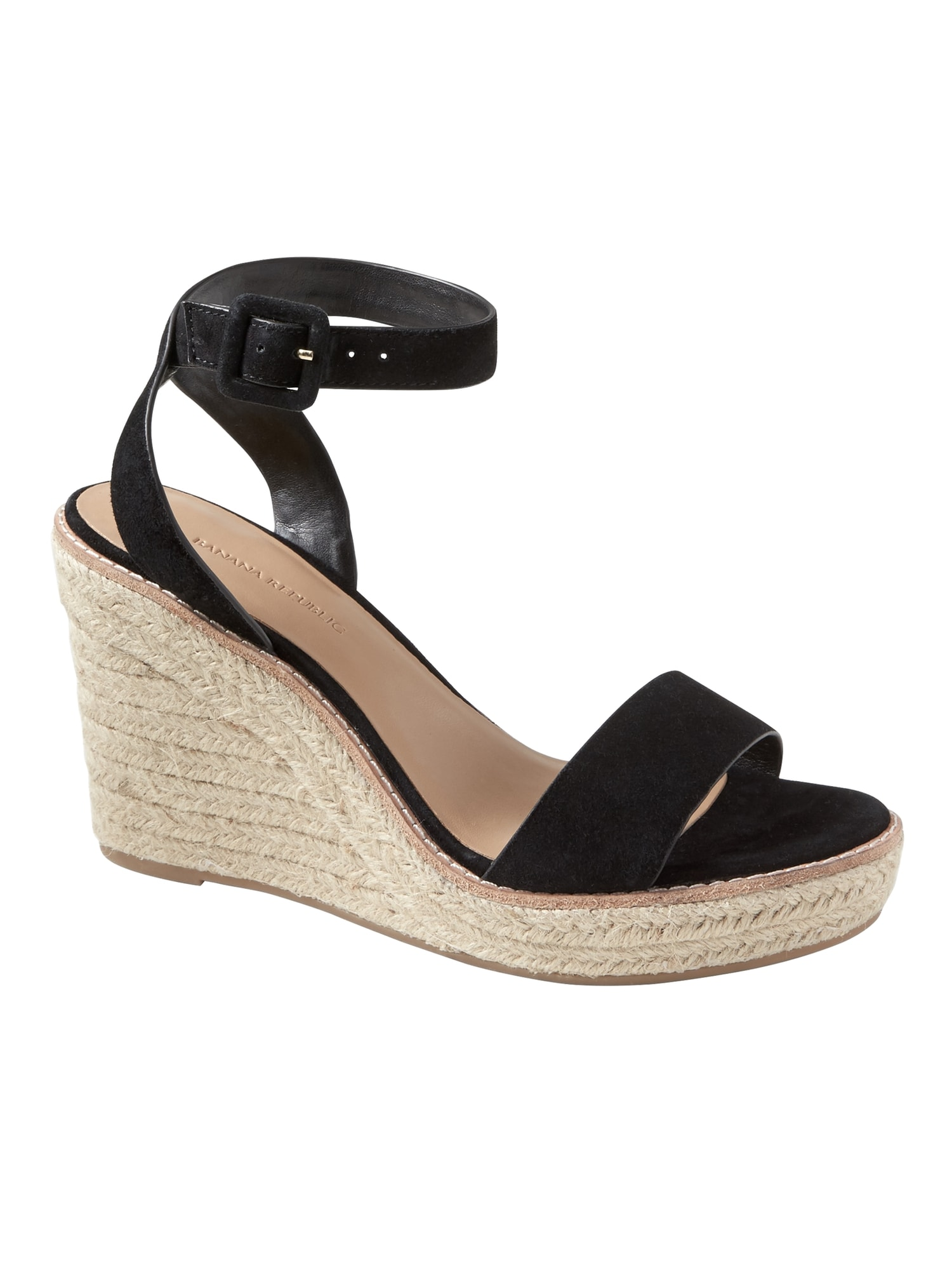 51c58950a326 Espadrille Wedge Sandal