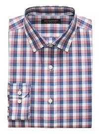 Grant Slim-Fit SUPIMA® Cotton Check Shirt