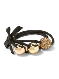 Bauble Hair Tie Set