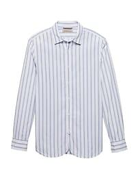 Heritage Grant Slim-Fit Stripe Shirt