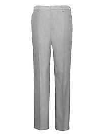 Slim Non-Iron Stretch Cotton Texture Pant