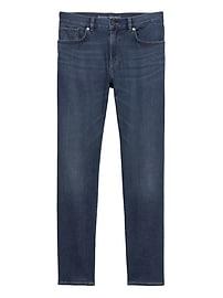 Slim Medium Wash Japanese Traveler Jean