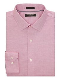 Grant Slim-Fit Non-Iron Stretch Shirt