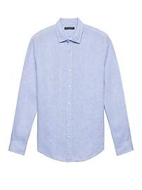 Camden Standard-Fit Linen Shirt