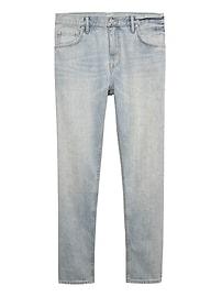 Heritage Trooper Light-Wash Jean