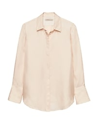 Heritage Silk Button Down Shirt