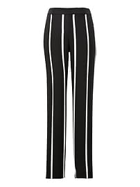 Avery Ankle-Fit Stripe Pant