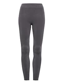 LIFE IN MOTION Cropped Ribbed Legging