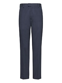 Tapered Performance Stretch Wool Pant
