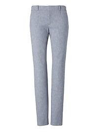 Sloan Skinny-Fit Texture Pant
