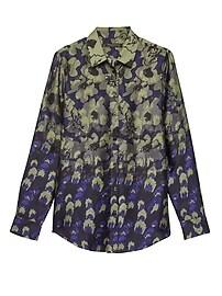 Dillon-Fit Print Soft Shirt