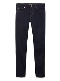 Tapered Rapid Movement Denim Stay Blue Jean