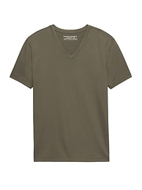 T-shirt en coton SupimaMD authentique