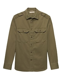 Heritage Camden Standard-Fit Expedition Shirt Jacket