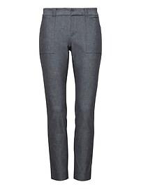 Sloan Skinny-Fit Utility Pant
