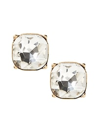 Mixed Jewel Stud Earring