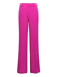 Blake Wide Leg-Fit Bi-Stretch Pant