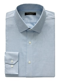 Grant Slim-Fit Non-Iron Stretch Shirt