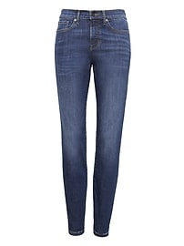 Skinny Zero Gravity Medium Wash Ankle Jean
