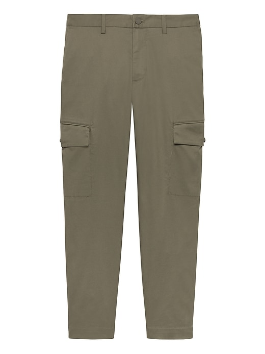 Athletic Tapered Core Temp Cropped Cargo Pant by Banana Repbulic