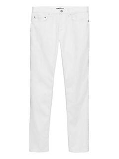 Slim Rapid Movement Denim Stain-Resistant Jean