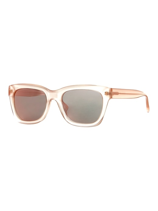 Margeaux Sunglasses by Banana Repbulic