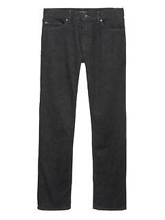 Slim Rapid Movement Denim Black Jean