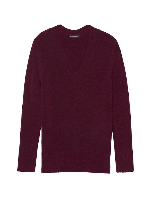 Aire V Neck Sweater by Banana Repbulic
