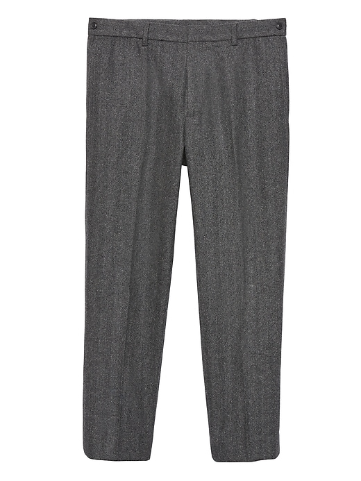 Heritage Athletic Tapered Herringbone Pant by Banana Repbulic