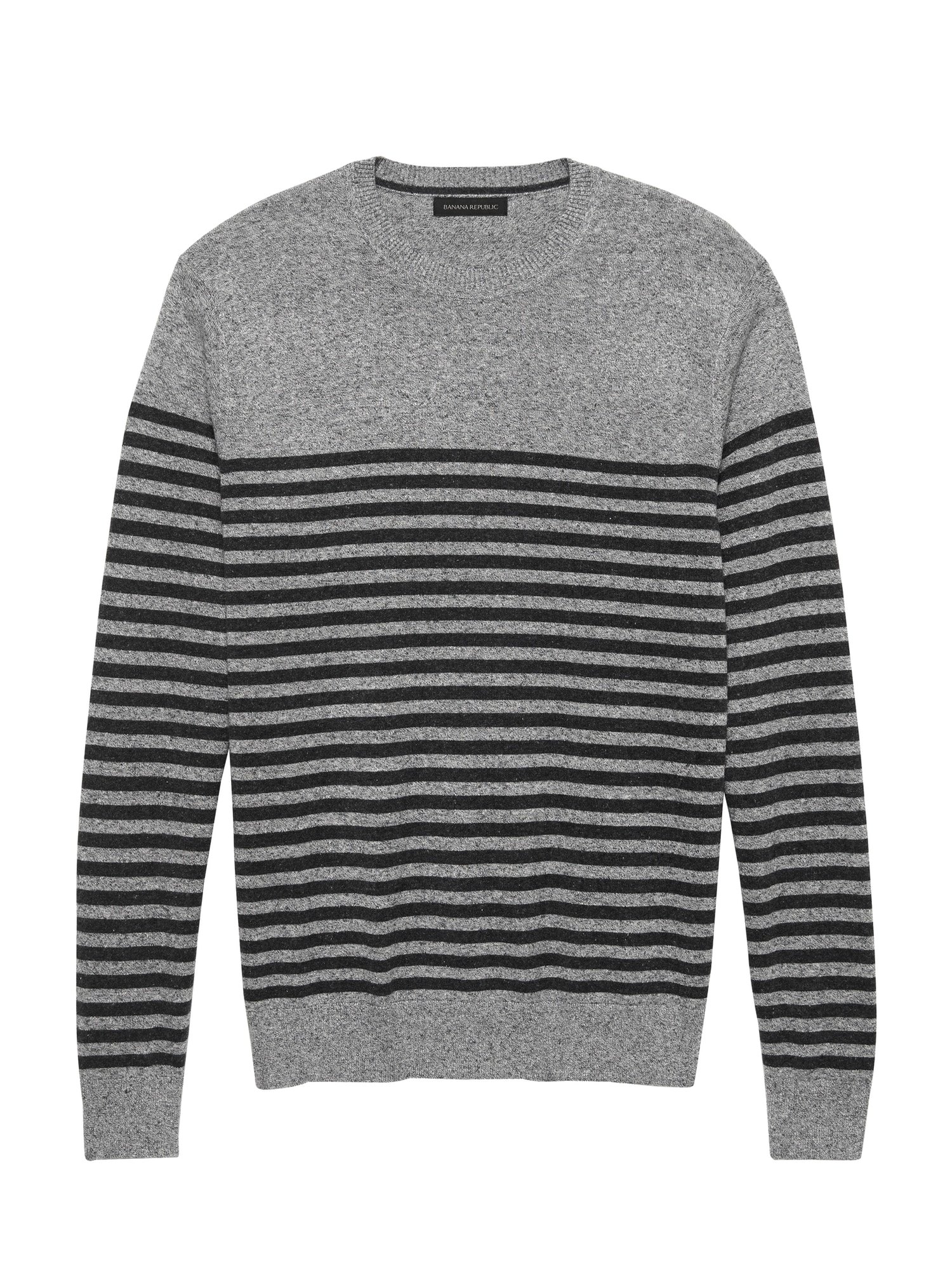 3c7d609612 Silk Linen Stripe Sweater | Banana Republic